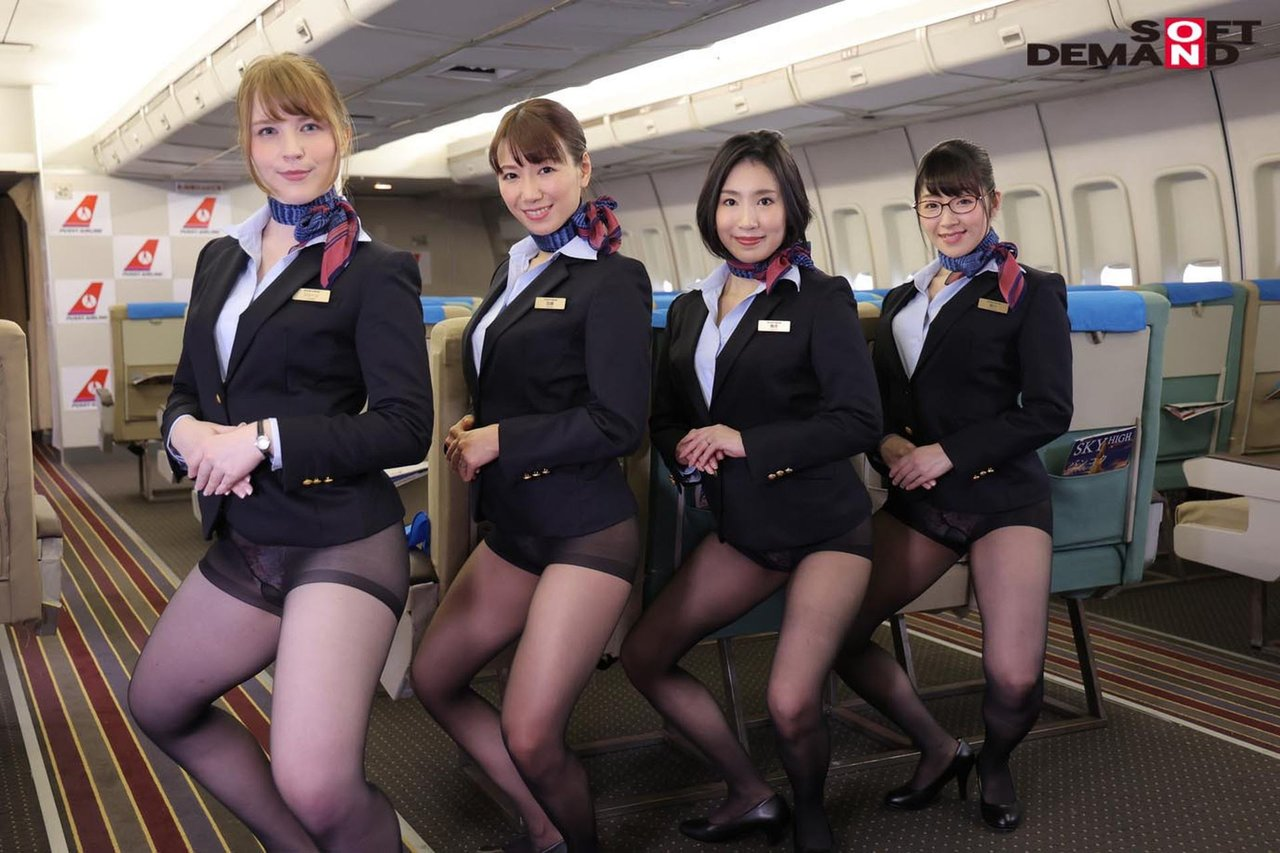 June Lovejoy Pussy Airlines Jav Sod 14