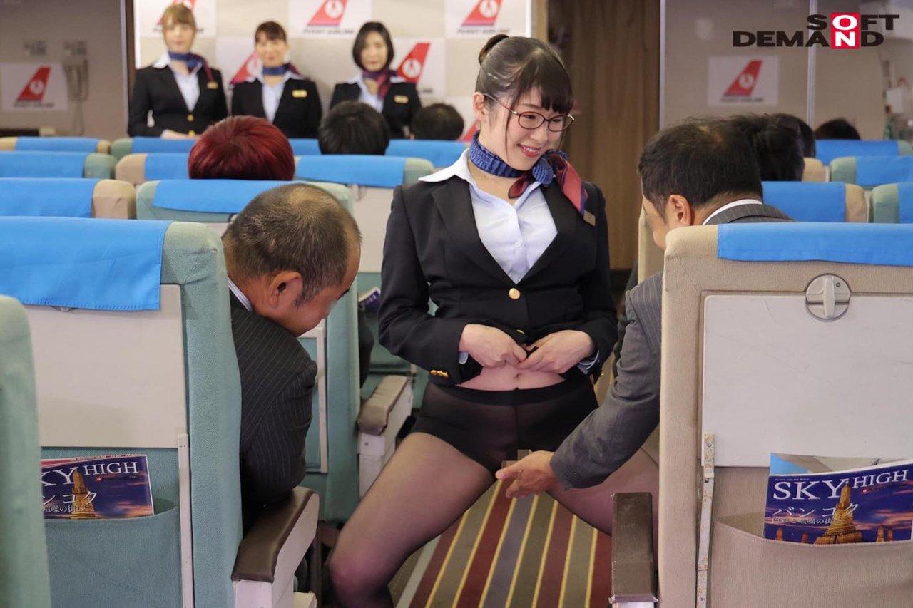 June Lovejoy Pussy Airlines Jav Sod 15