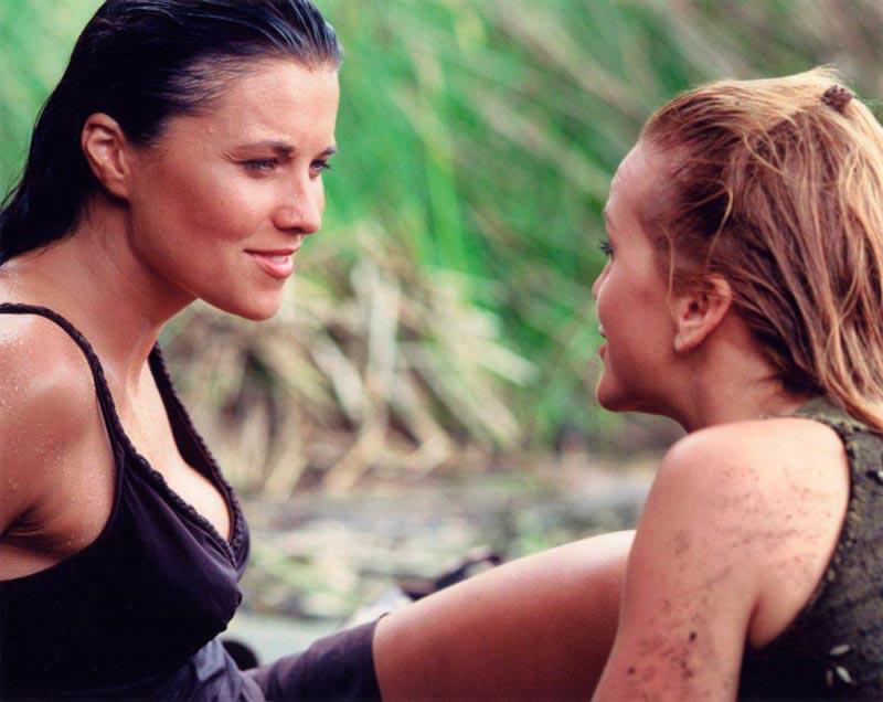 Lucy Lawless Xena Gabriel Amigas Lesbianas