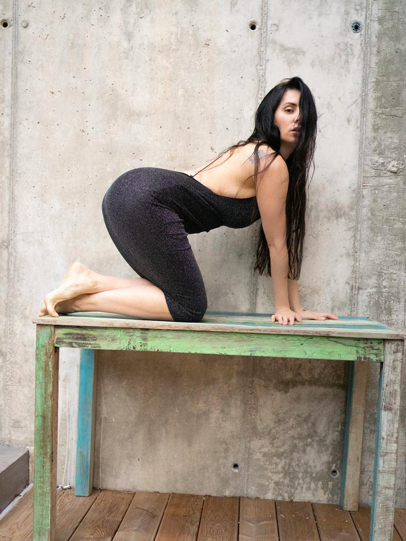 Mala Rodríguez Fotos Eróticas Famosa Cantante 4