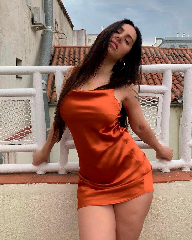Mala Rodríguez Fotos Eróticas Famosa Cantante 9