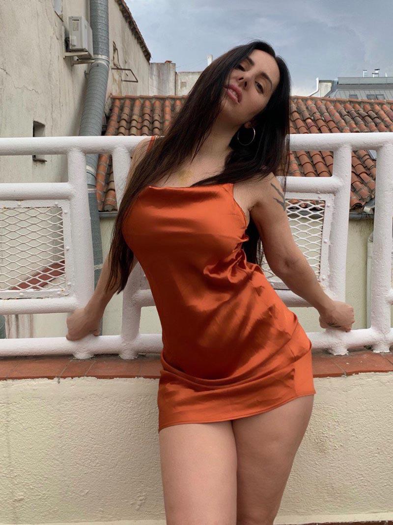 Mala Rodríguez Sensual Cantante Andaluza