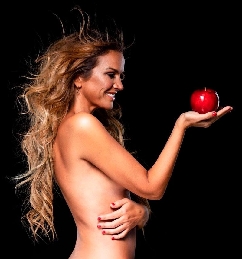 Marta López Fotos Eróticas Revista Primera Línea 2