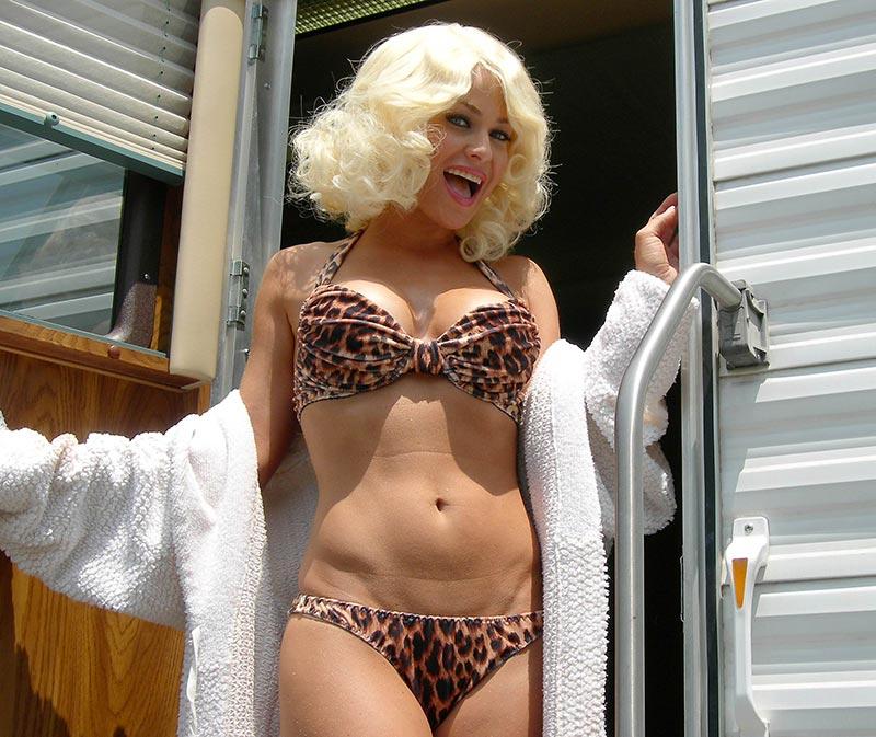 Carmen Electra Playmate Televisión Vigilantes Playa 15