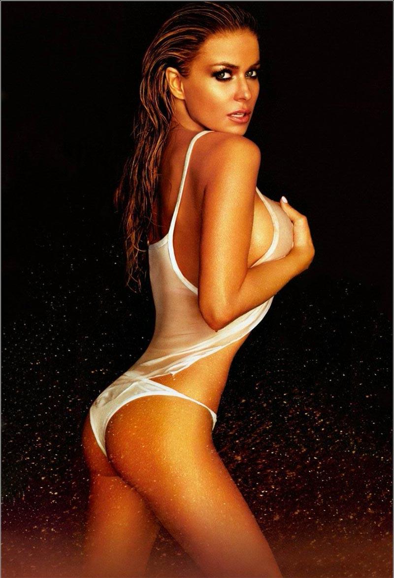Carmen Electra Colección Bikinis Pornográficos 2
