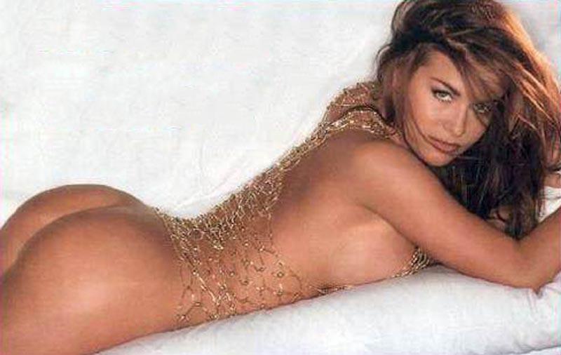 Carmen Electra Desnuda Fotos Eróticas 2