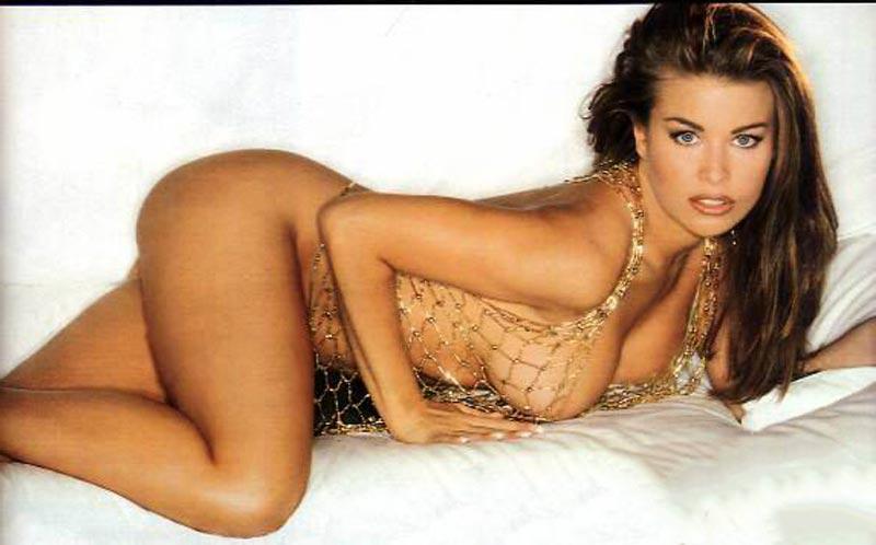 Carmen Electra Desnuda Fotos Eróticas 4