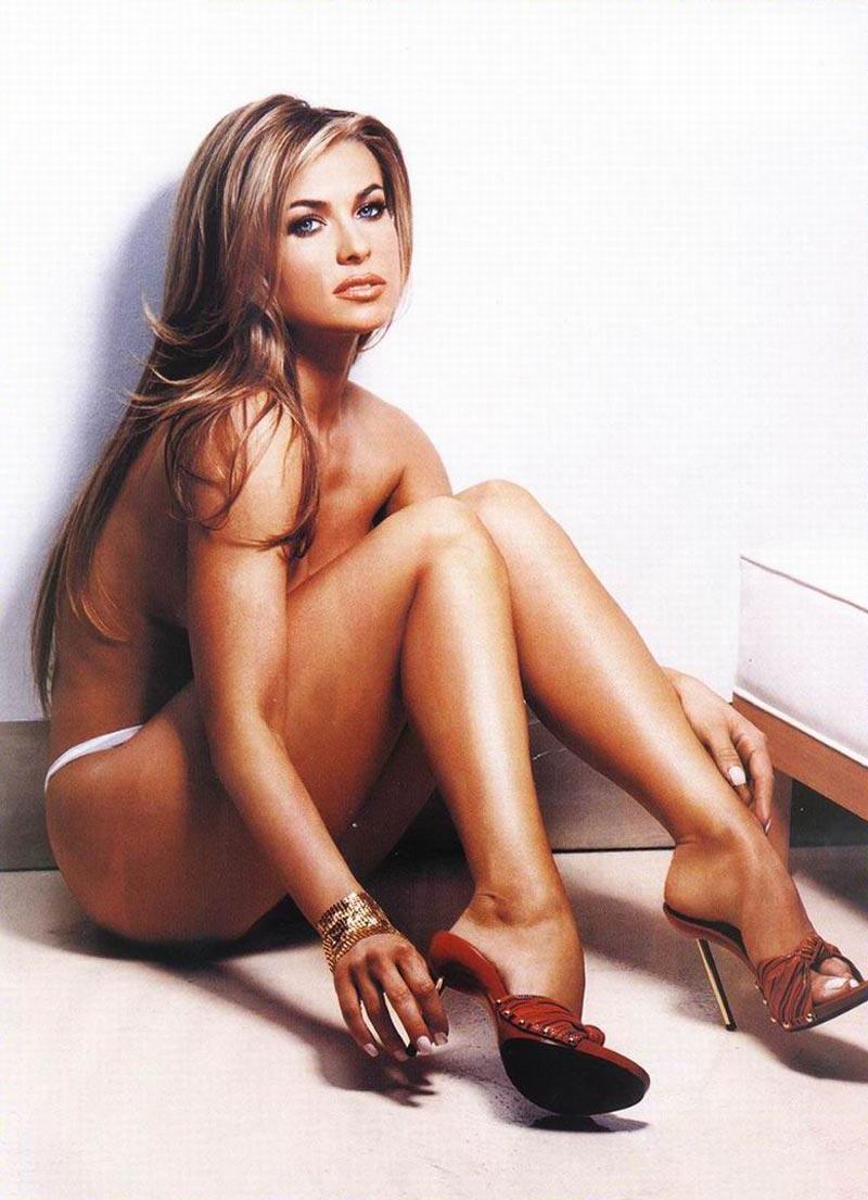 Carmen Electra Desnuda Fotos Eróticas 7