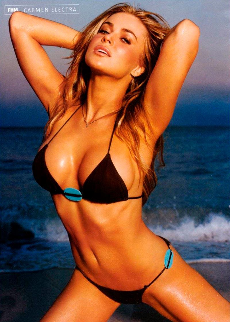 Carmen Electra Fotos Conejita Playboy 3
