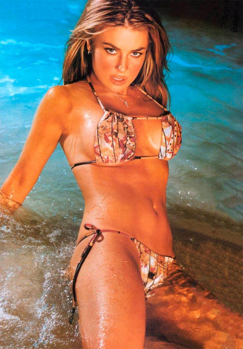 Carmen Electra Fotos Conejita Playboy 5