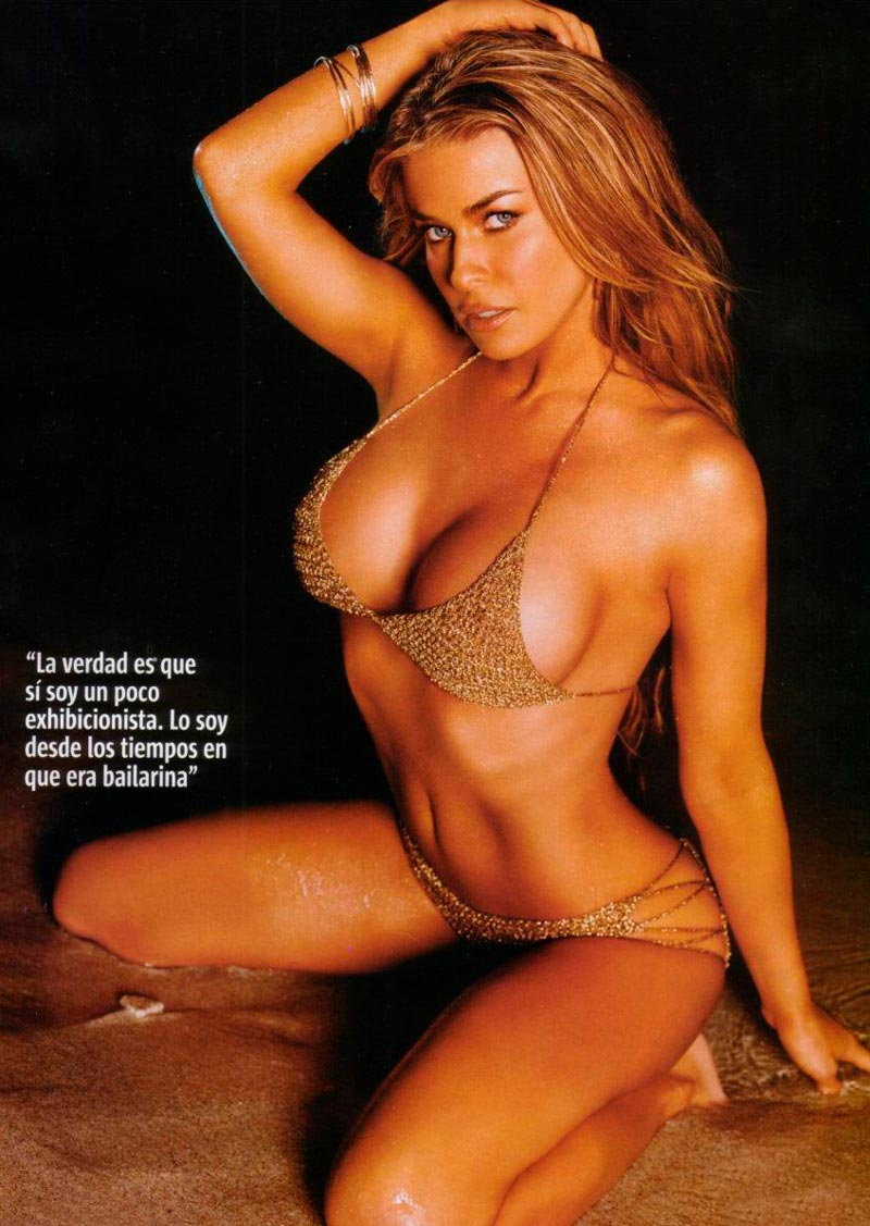 Carmen Electra Fotos Conejita Playboy