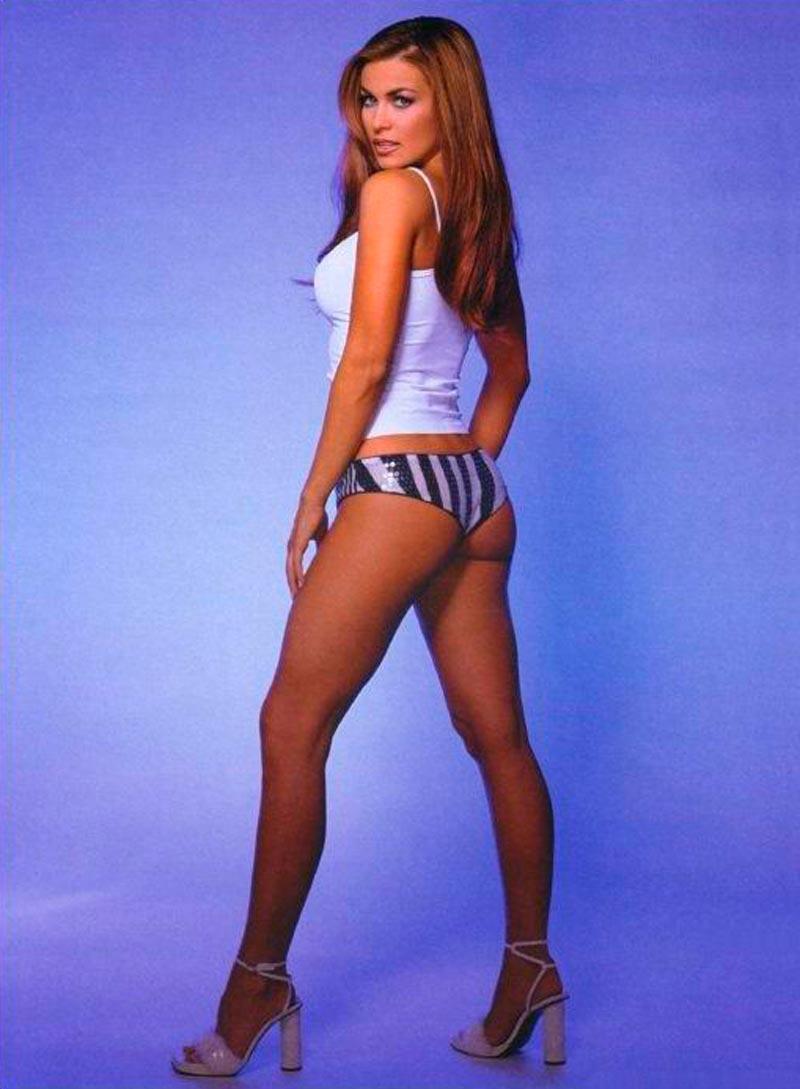 Carmen Electra Fotos Sexys Cuerpo Maciza 8