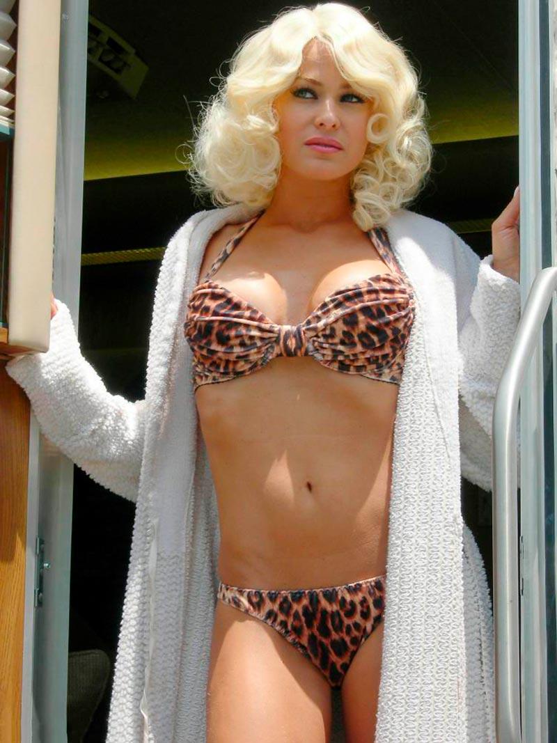 Carmen Electra Sextape Vídeo Porno Robado
