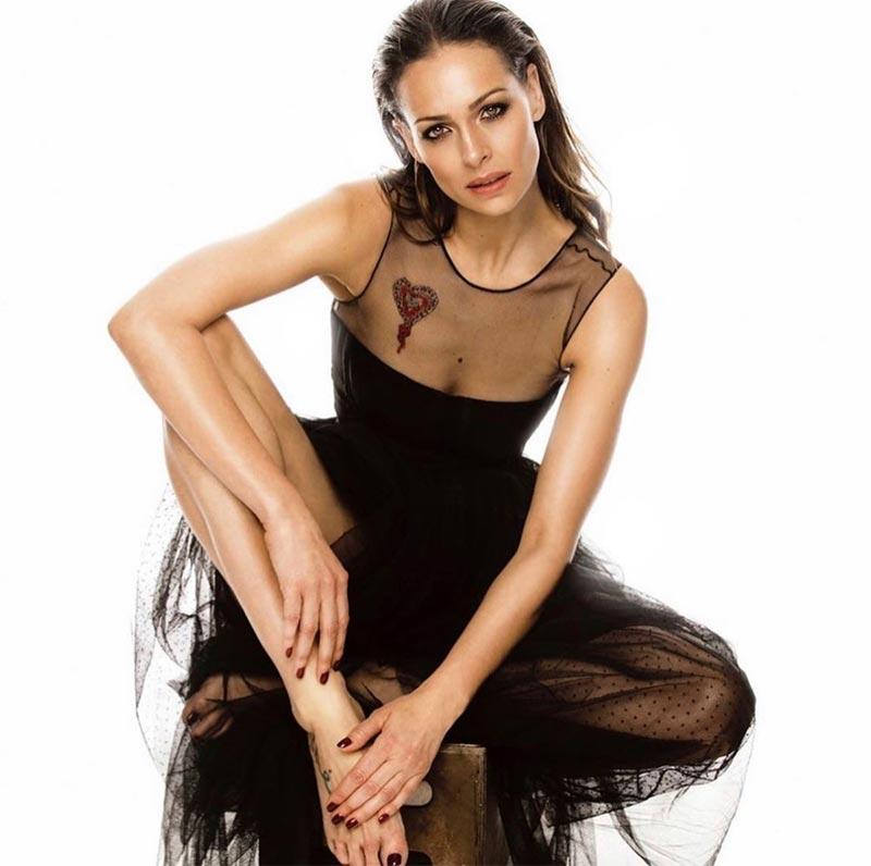 Eva González Miss España 2003