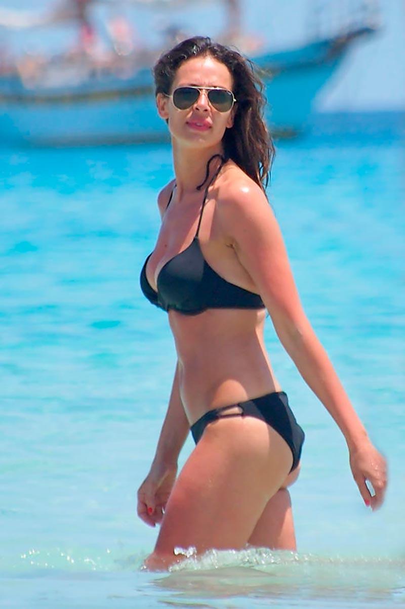 Eva González Modelo Española Actriz Televisión
