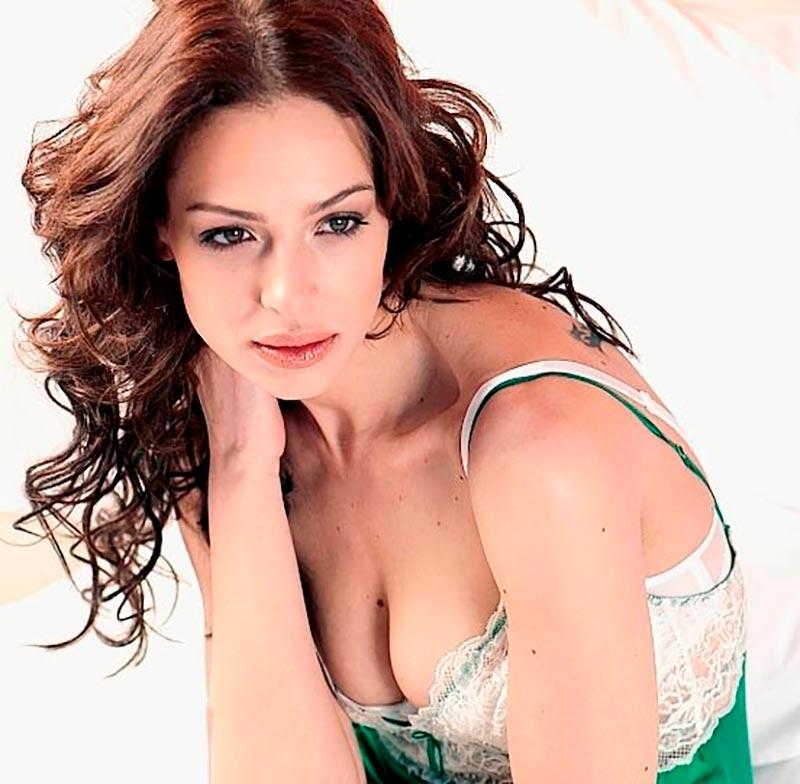 Eva González Presentadora La Voz