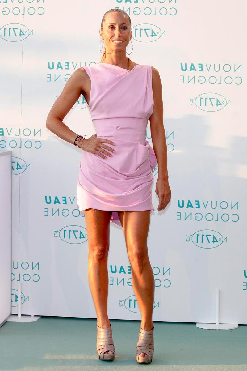 Gemma Mengual Campeona Olímpica Posado Moda 2