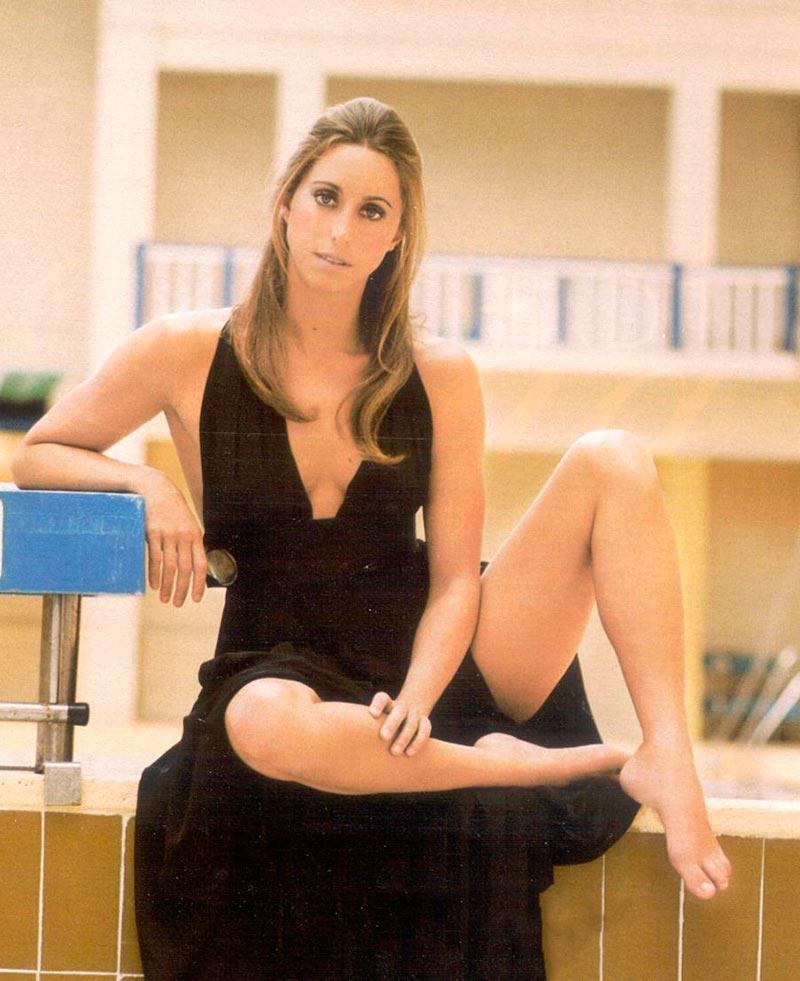 Gemma Mengual Campeona Olímpica Posado Moda 4