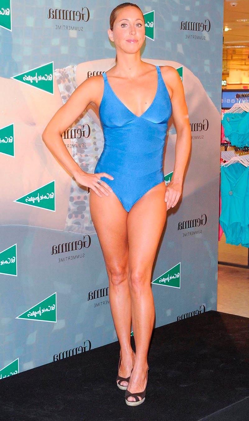Gemma Mengual Cuerpazo Bañador élite Campeona 3