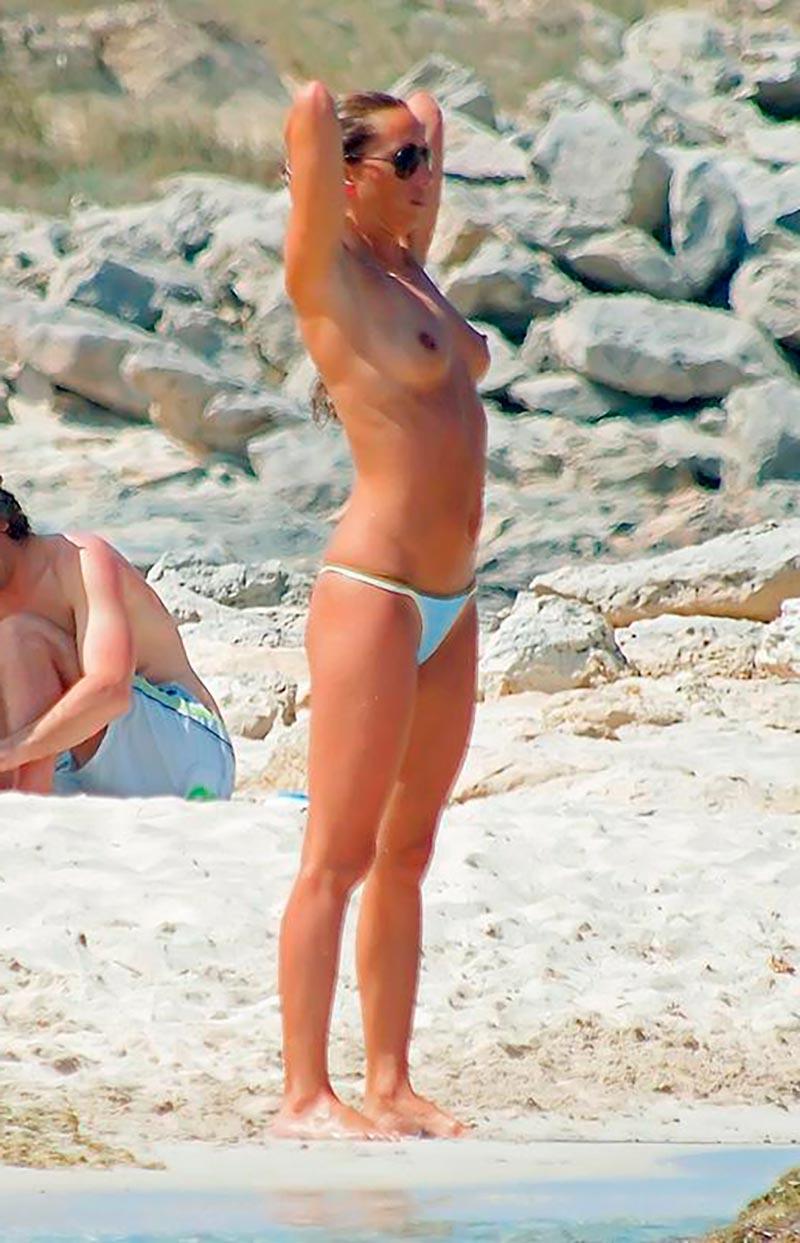 Gemma Mengual Desnuda Fotos Interviu 11