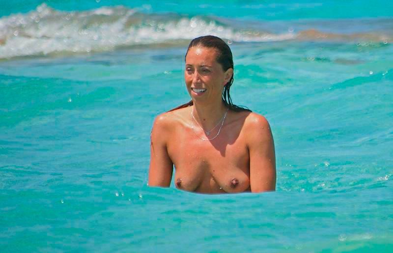 Gemma Mengual Desnuda Fotos Interviu 13