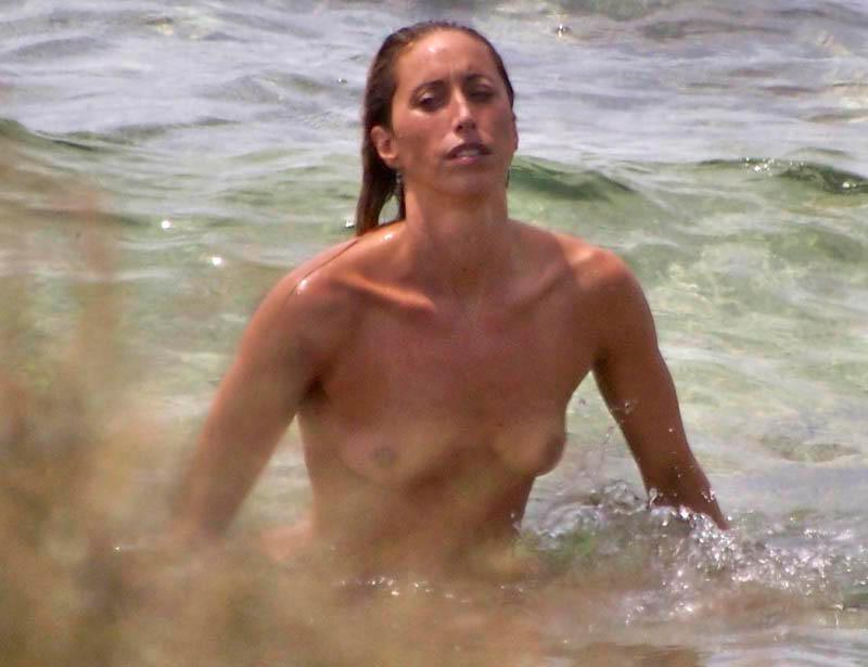Gemma Mengual Desnuda Fotos Interviu 7
