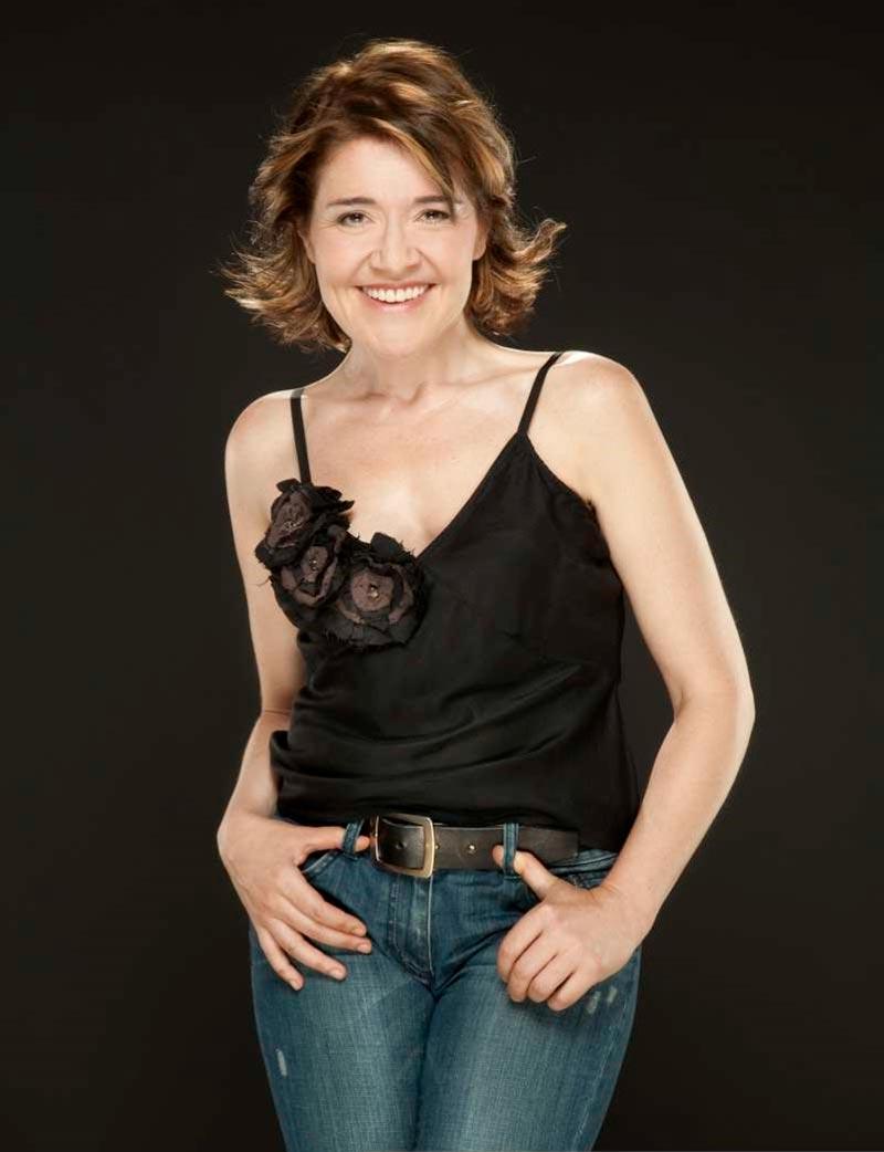 María Pujalte Actriz Española Periodistas