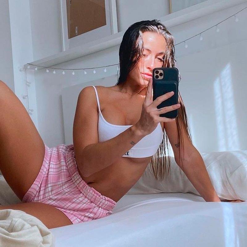 Paula Gonu Bañador Provocativo Sexualmente 9