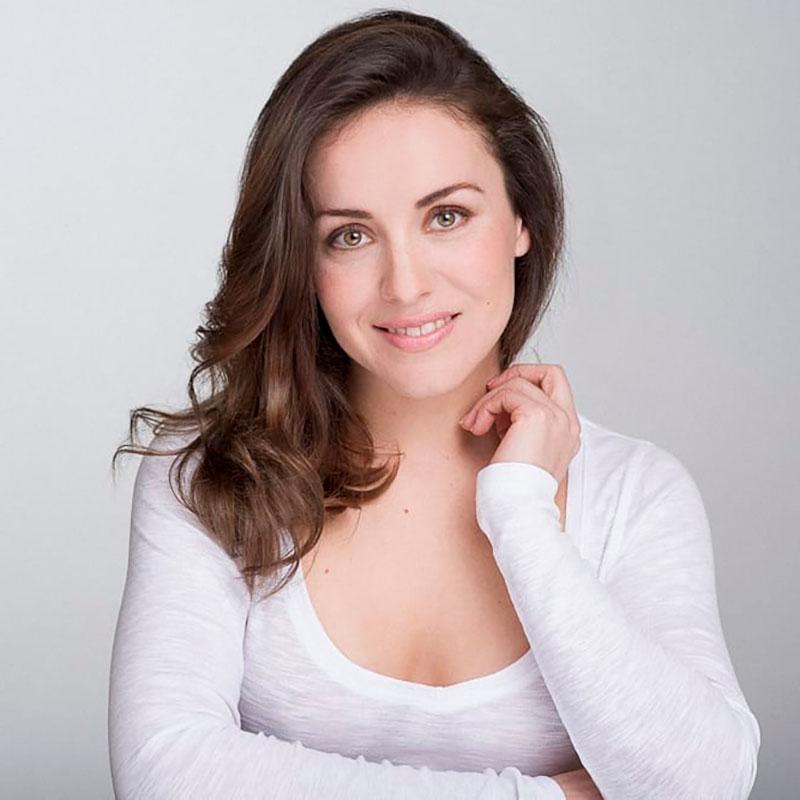 Claudia Molina Actriz Española