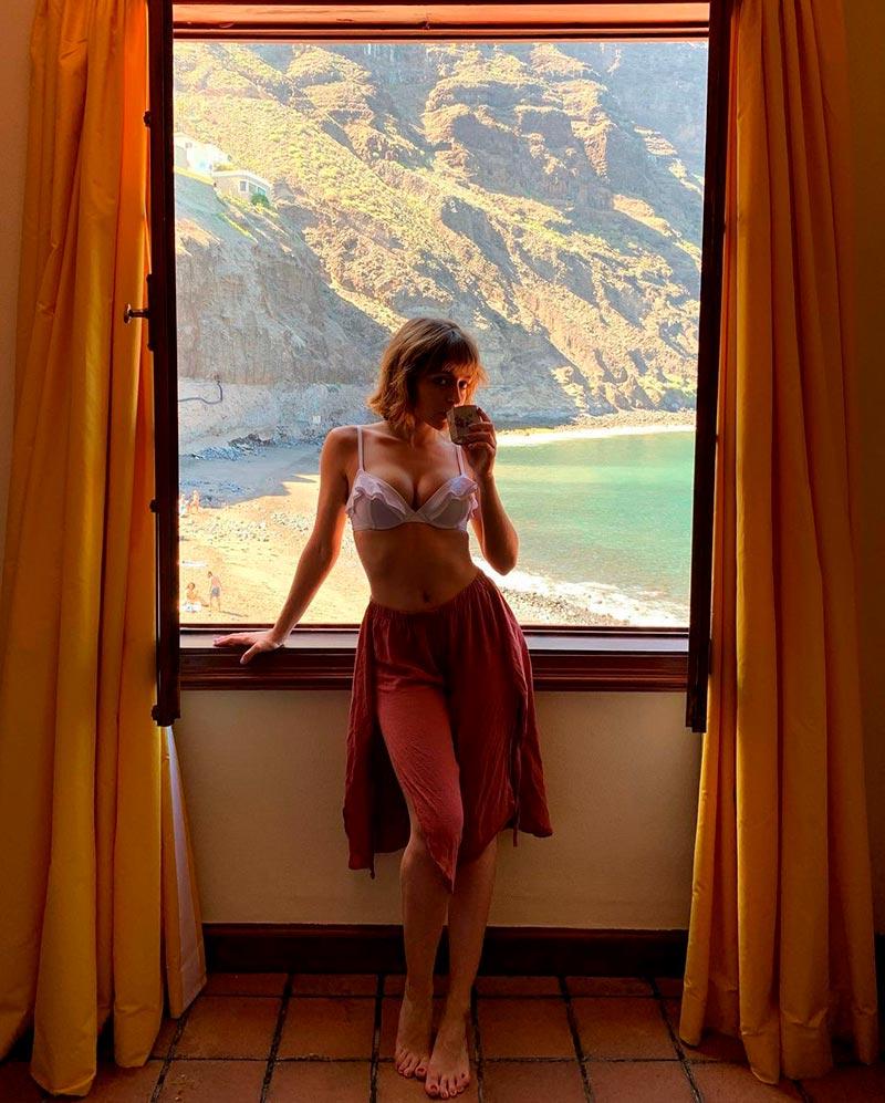 Lucía Caraballo Fotos Bikini Instagram 10