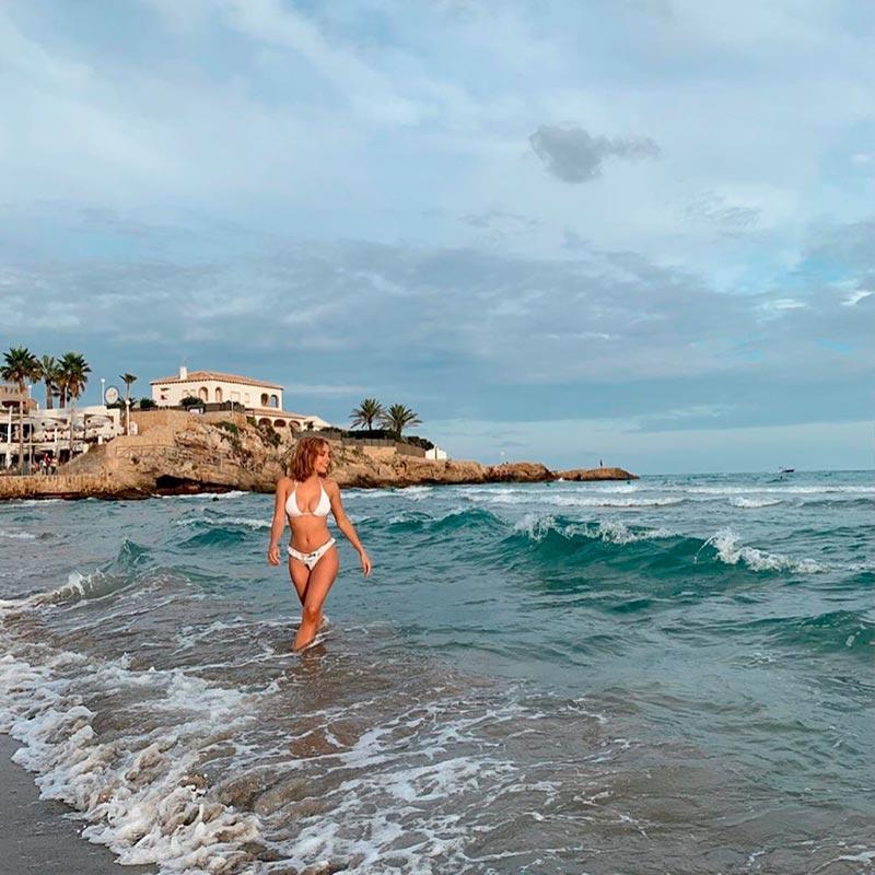 Lucía Caraballo Fotos Bikini Instagram 13