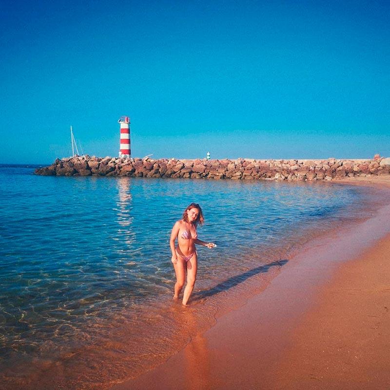 Lucía Caraballo Fotos Bikini Instagram 3