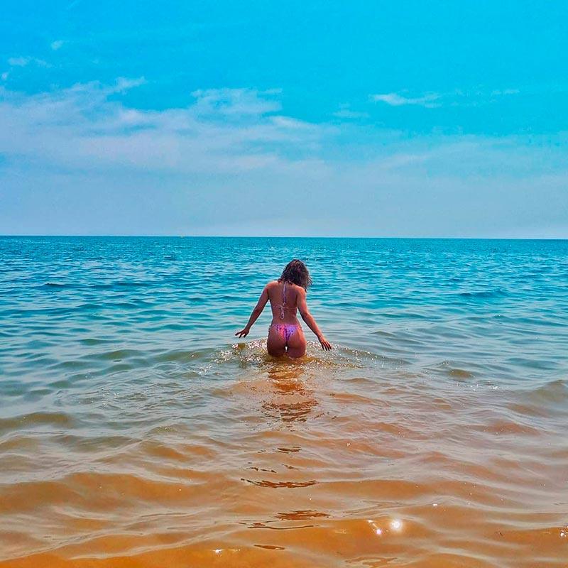 Lucía Caraballo Fotos Bikini Instagram 4