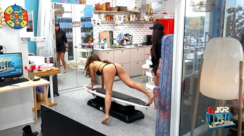 Miriam Saavedra Bikini Gh Vip Concursante 2