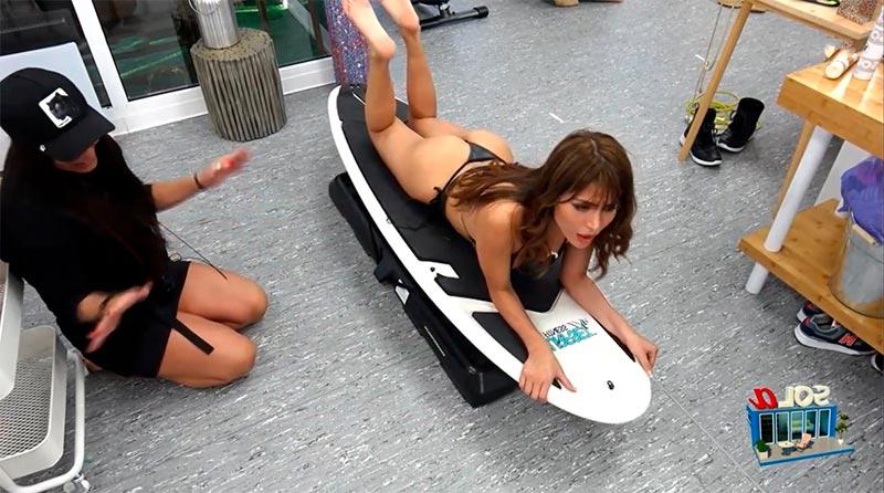 Miriam Saavedra Bikini Gh Vip Concursante