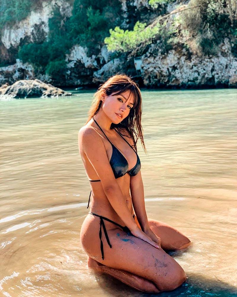 Miriam Saavedra Bikini Cuerpo Espectacular 3