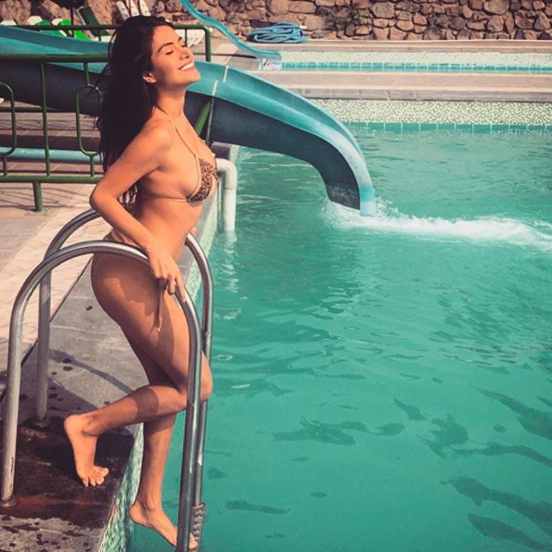 Miriam Saavedra Bikini Cuerpo Espectacular 9