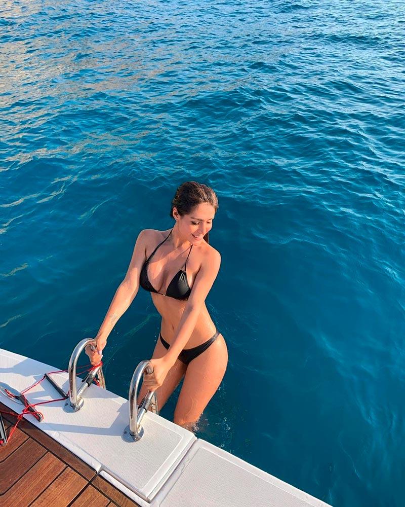 Miriam Saavedra Bikini Cuerpo Espectacular