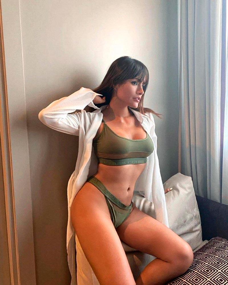 Miriam Saavedra Fotos Eróticas Instagram 2