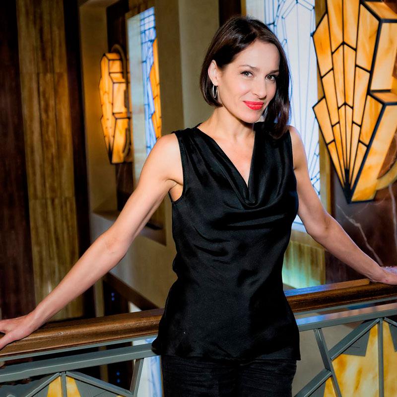 Natalia Millán Actriz Española Serie Upa Paso Adelante