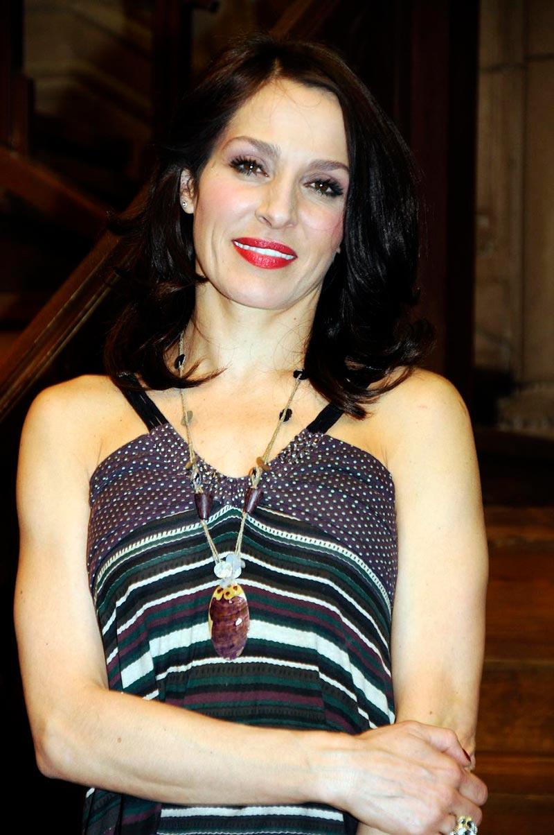 Natalia Millán Actriz Madrileña Musicales Cabaret