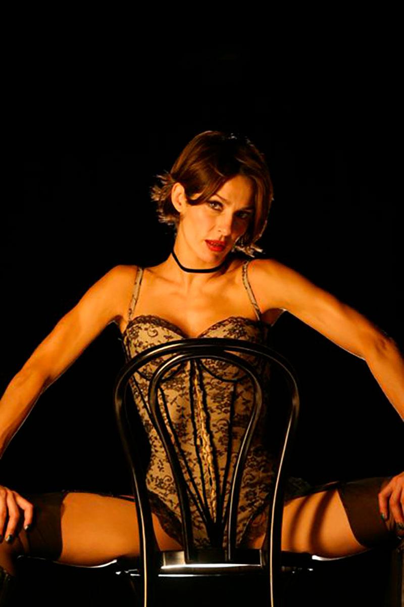 Natalia Millán Corsé Erotismo Fotos Cabaret