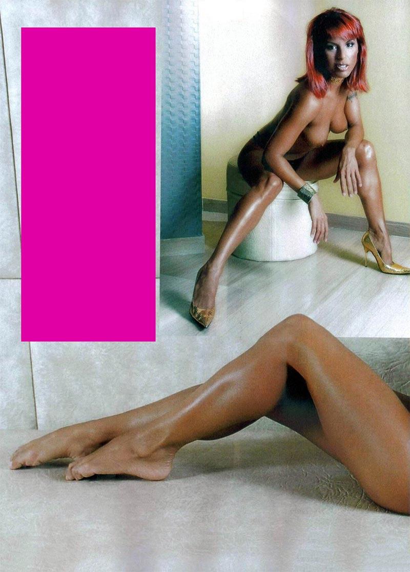 Chiqui Martí Desnuda Portada Interviu 2