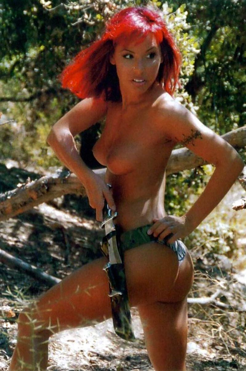 Chiqui Martí Desnuda Portada Interviu 7