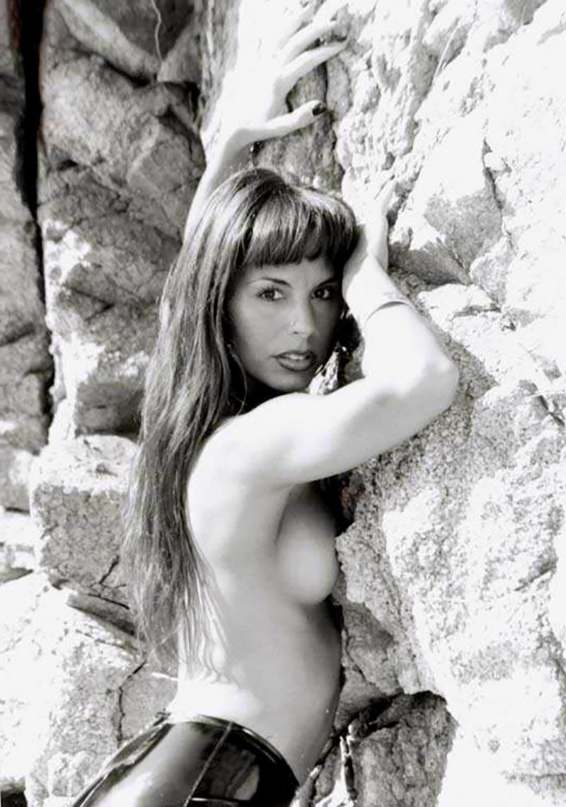 Chiqui Martí Fotos Eróticas Stripper 3