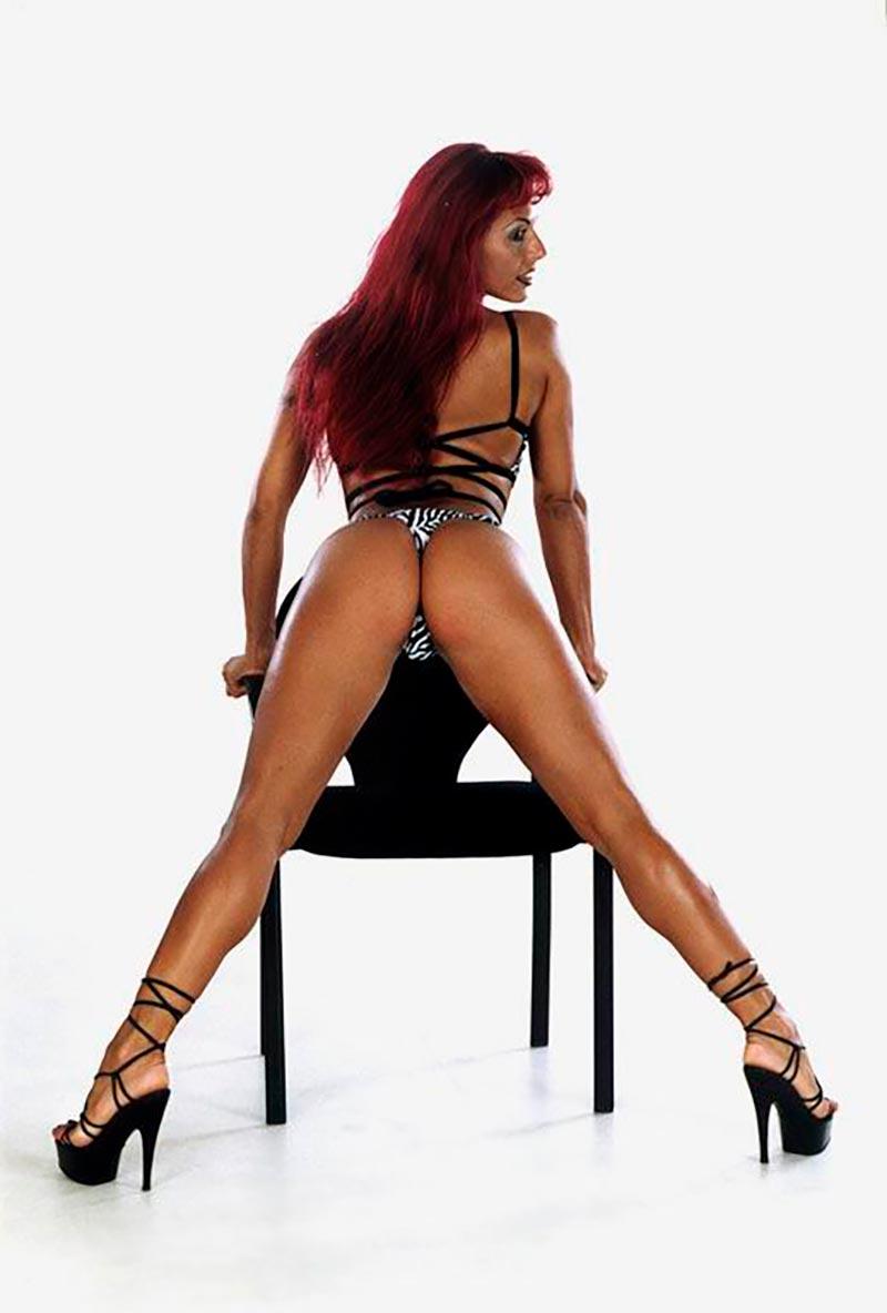 Chiqui Martí Sensual Bailarina Erótica Programas Tv 5