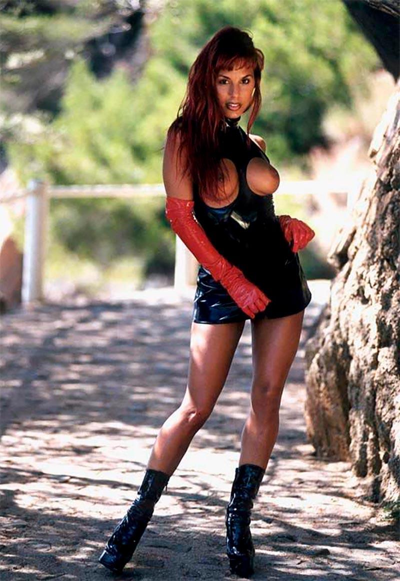 Chiqui Martí Sensual Bailarina Erótica Programas Tv 6
