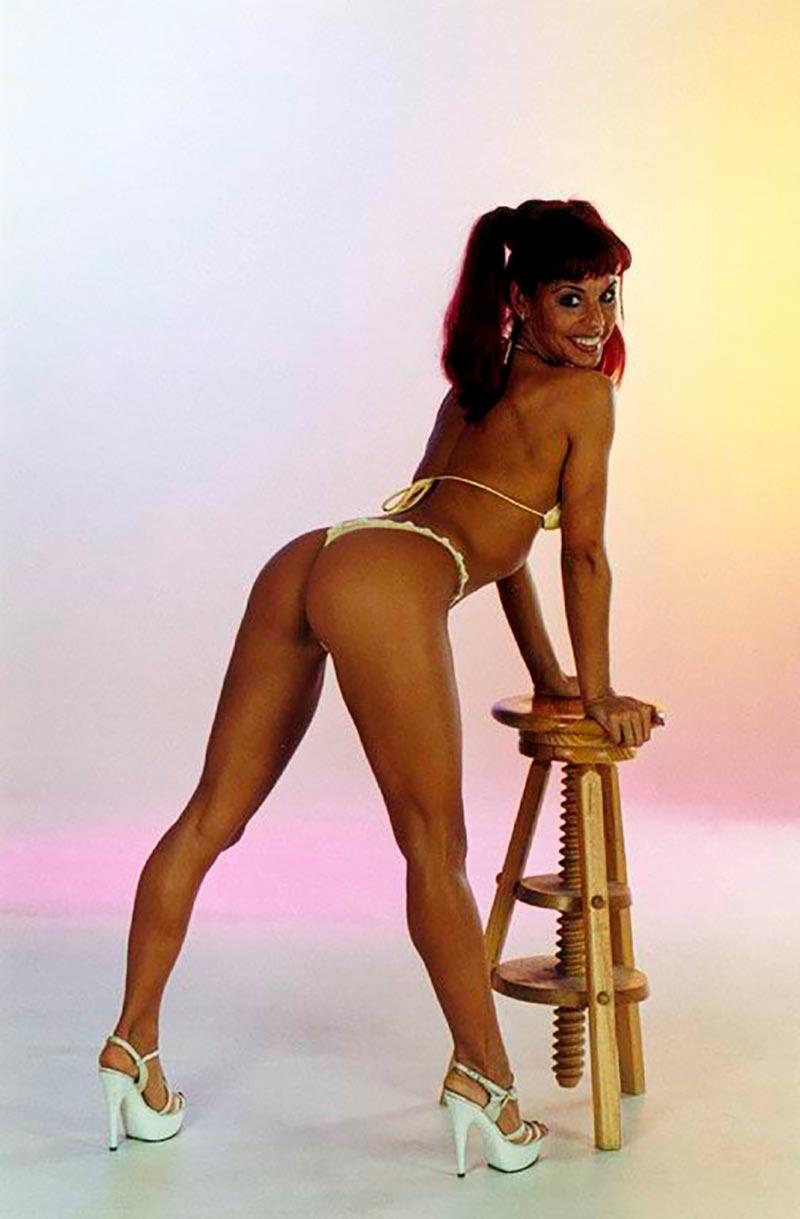 Chiqui Martí Sensual Bailarina Erótica Programas Tv 8