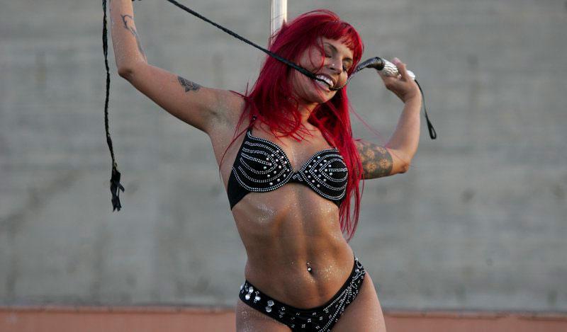 Chiqui Martí Shows Espectáculos Lencería