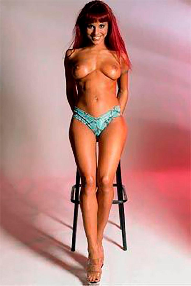 Chiqui Martí Topless Famosa Estríper Televisión 8